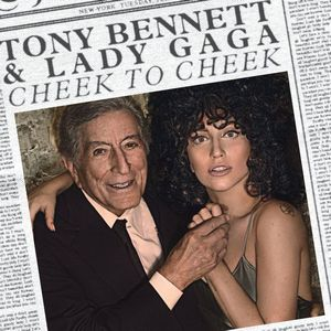Tony Bennett Lady Gaga_album cover Cheek to cheek_standard_m