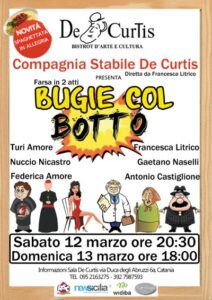 bugie col botto 400