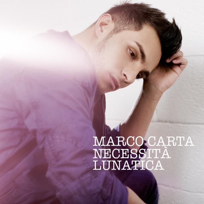 Marco Carta Cover
