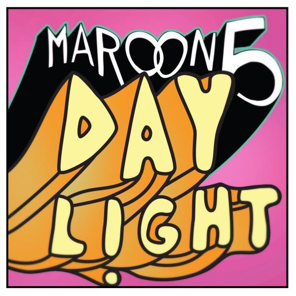 maroon5 daylight