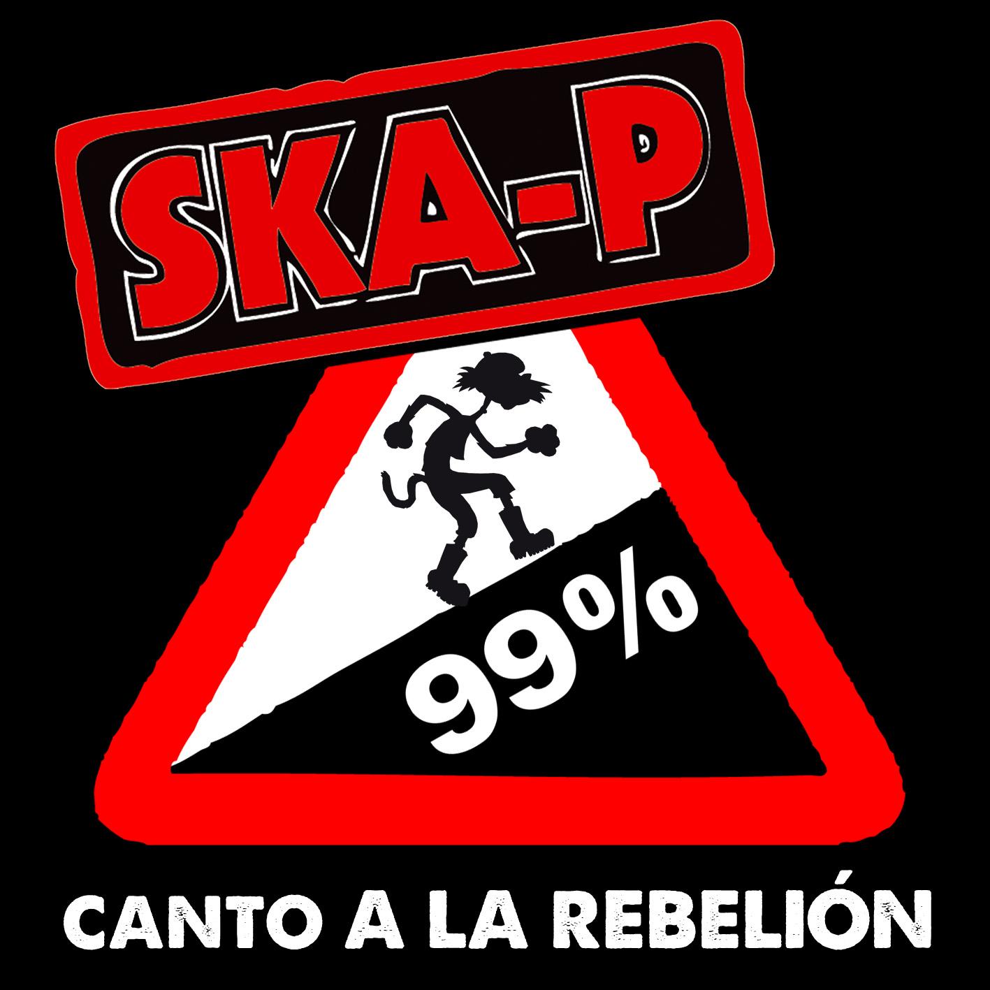 SKA-P Canto a la rebelion