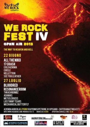 WE ROCK FEST