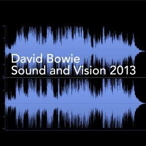 David Bowie - Sound and vision 2013 - Cover