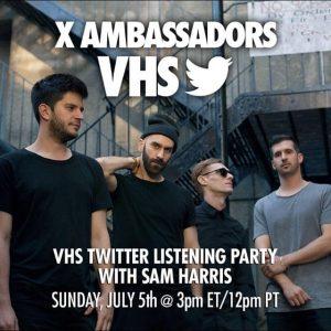 x- ambassadors
