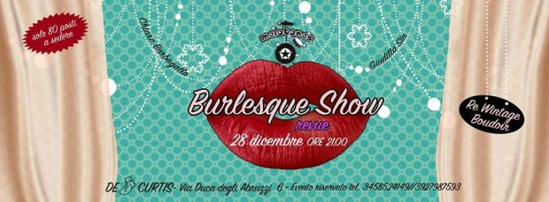 Burlesque 620