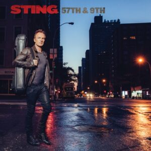 Sting_cover album 57th & 9th